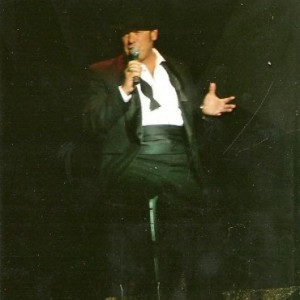Vinny B - Crooner / Elvis Impersonator in Orlando, Florida