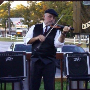 Vinny Ray, The Swing and Jazz Violinist - Violinist / Wedding Entertainment in Springdale, Arkansas