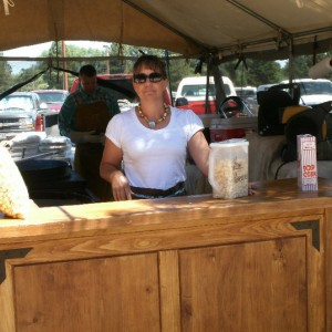 Vintage Cowgirl - Eat Real Food - Concessions / Outdoor Party Entertainment in Colorado Springs, Colorado