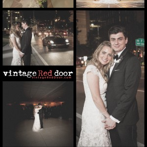 Vintage Red Door - Wedding Photographer in Miami, Florida