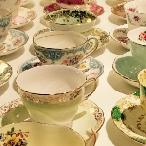 Vintage Tea Party Fine China Rentals - Party Rentals in Aurora, Ontario