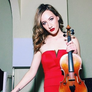 Sarah Harmsworth - Violinist in Cleveland, Ohio