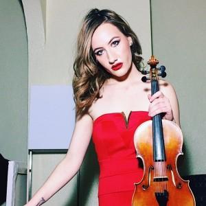 Sarah Harmsworth - Violinist in Cleveland, Ohio