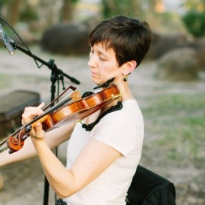 Violinist Erin Rushforth - Violinist in San Antonio, Texas
