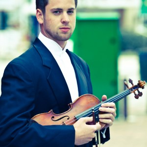 Cameron Keys Live Music - Violinist in Houston, Texas