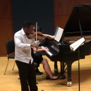 Dgybert Jean - Violinist / Wedding Entertainment in Ithaca, New York