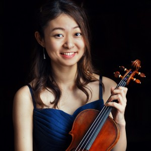 Nozomi Murayama, Violinist - Violinist / Wedding Entertainment in Rochester, New York