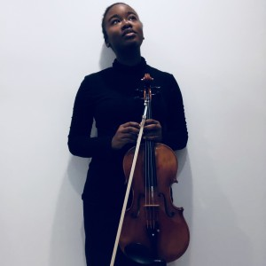 Kiana Spiller - Viola Player in Eastpointe, Michigan