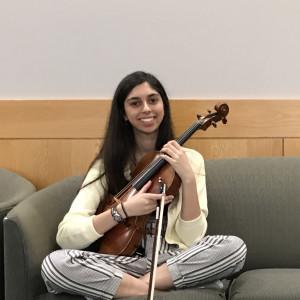 Simone ~ Violist / Violinist - Viola Player / Violinist in Ithaca, New York