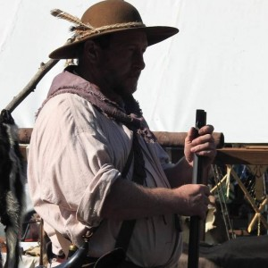 Virginia Long Hunter - Historical Character / Impersonator in Marion, Virginia
