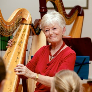 Virginia Schweninger - Harpist / Wedding Musicians in Faber, Virginia