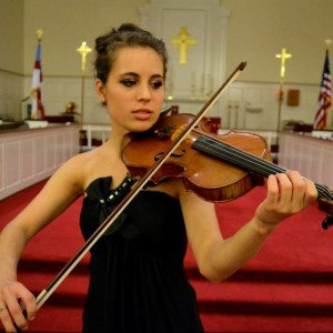 Virginia Wimmer, Professional Violinist - Violinist in Greensboro, North Carolina