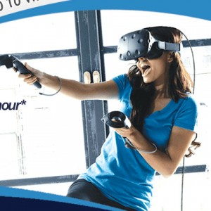 Virtual Reality Demos with the HTC Vive - Mobile Game Activities in Woodbridge, Virginia