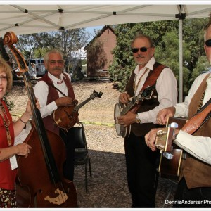Virtual Strangers - Bluegrass Band in San Diego, California