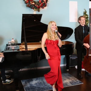 Virtually Yours Holiday Entertainment - Jazz Band / Harpist in Hermosa Beach, California