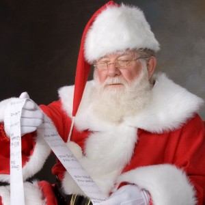 Visit from Santa - Santa Claus in Fredericksburg, Virginia