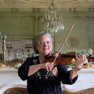 Virginia Cox - Eclectic Violinist & Viva String Quartet/Trio/Duo