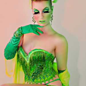 Vivacious Miss Audacious - Variety Entertainer / Burlesque Entertainment in New Orleans, Louisiana