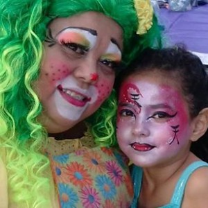 Vivian's Face Painting and Balloons - Face Painter in Los Angeles, California
