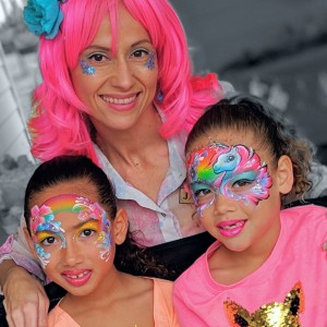 Vivid Face & Body Art (Face Painting) - Face Painter in Orlando, Florida
