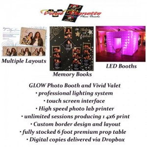 Vivid Vignette Photo Booths - Photo Booths / Family Entertainment in Dumfries, Virginia