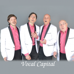 Vocal Capital - Barbershop Quartet / A Cappella Group in Sunnyvale, California