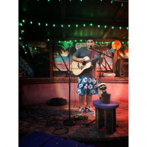 Vocals and Guitar - Singing Guitarist in St Petersburg, Florida