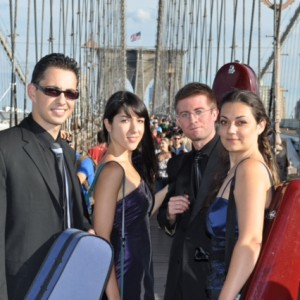Vogue Music Events - String Quartet in Miami, Florida
