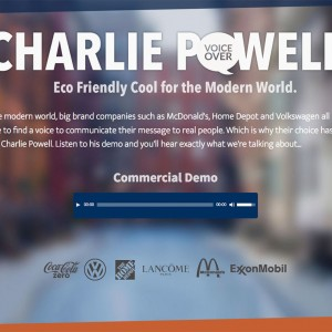 Charlie Powell Voice Over Artist - Voice Actor in New York City, New York