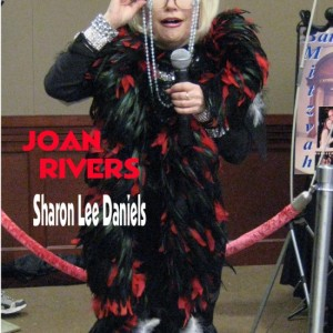 Hillary Clinton, Joan Rivers, Gaga, Marilyn: National,DC, Balt. NY, NJ - Joan Rivers Impersonator in New York City, New York