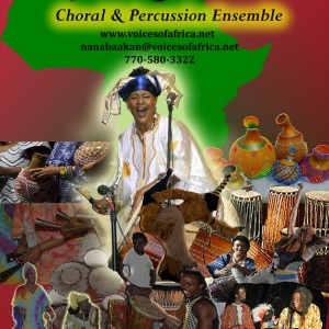 The Voices Of Africa Choral & Percussion Ensemble - African Entertainment in Magnolia, New Jersey