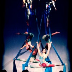 Voler - Thieves of Flight - Aerialist / Balancing Act in Kansas City, Missouri