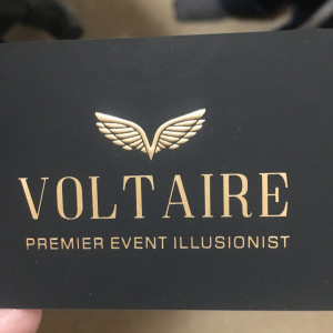 Voltaire the Illusionist - Corporate Magician in Vancouver, British Columbia
