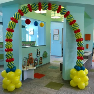 Volunteer Balloon Decor - Balloon Decor in Knoxville, Tennessee