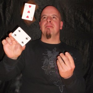 Vonbodan - Children's Party Magician / Strolling/Close-up Magician in Westland, Michigan