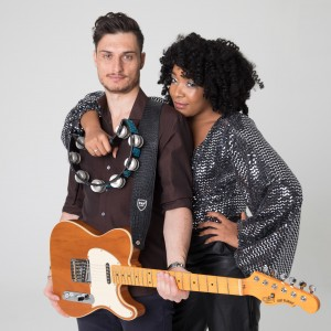 VooDeux Duo - Acoustic Band / R&B Vocalist in Los Angeles, California