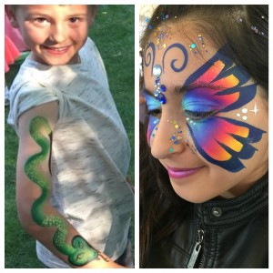 V's Creative Face Painting