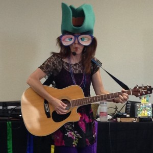 Wacky WENDEE's Musical Adventures - Children's Party Entertainment / Educational Entertainment in Los Angeles, California