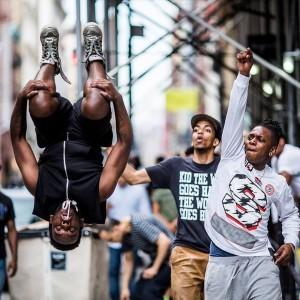 WaffleNYC - Break Dancer in New York City, New York