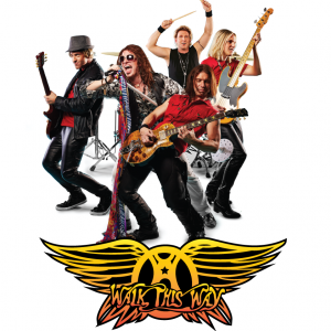 Walk This Way - Aerosmith Tribute Band in Dallas, Texas