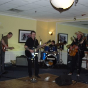Walk the Line Band - Johnny Cash Impersonator in New Bedford, Massachusetts