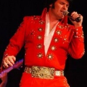 Walt Sanders & The Cadillac Band - Elvis Impersonator / Variety Show in Bellevue, Ohio