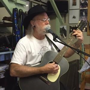 Wandering Aengus - Multi-Instrumentalist in San Antonio, Texas