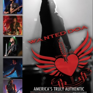 BONJOVI tribute - WANTED DOA - Bon Jovi Tribute Band / Tribute Band in Boston, Massachusetts