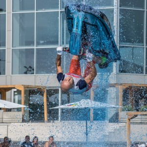 Water Stunt - Stunt Performer in Miami Beach, Florida