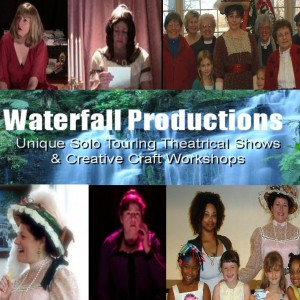 Waterfall Productions - Historical Character in Boston, Massachusetts