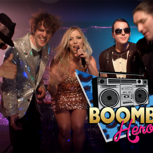 BoomBox Heroes - Cover Band / Pop Singer in Los Angeles, California