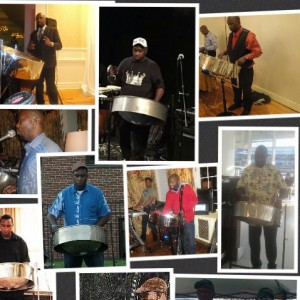 "Wayne "" Bigslice "" Commissiong - Steel Drum Player in Brooklyn, New York"