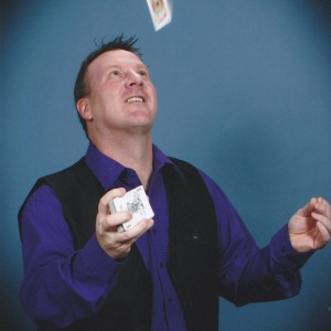 Wayne Tellier - Magician / Strolling/Close-up Magician in London, Ontario