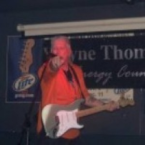 Wayne Thomas - One Man Band in Warsaw, Missouri